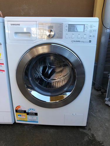 Samsung 8.5kg Eco Bubble  Front Loader - DMS Appliances