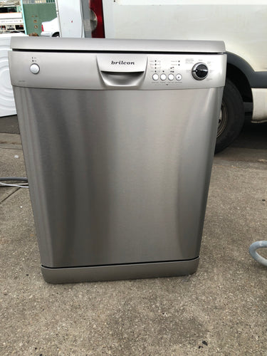 Brilcon Stainless Steel Dishwasher _ Made In Europe LIKE NEW