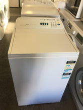 Fisher & Paykel 5.5Kg Top Loader