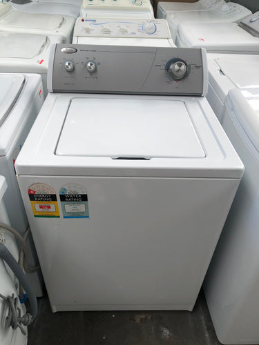 Whirlpool 7.5kg Commercial Quality Top Loader