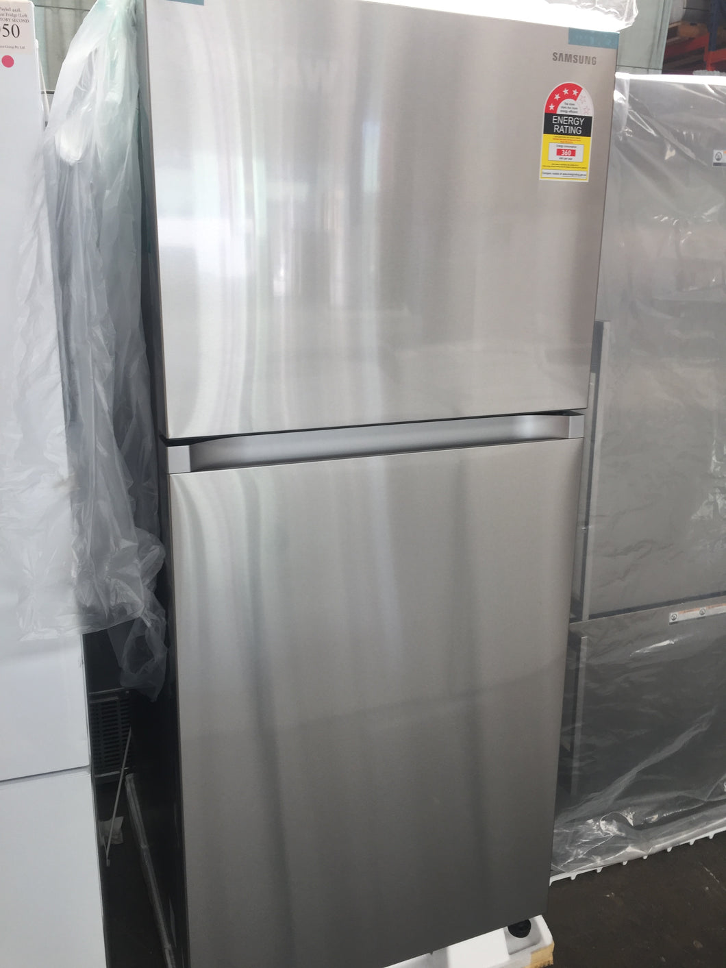 Samsung 525L Top Mount Refrigerator - New Damaged packaging