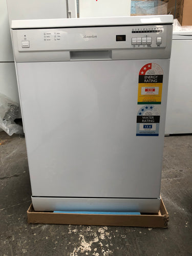 Everdue White Dishwasher- Factory Second