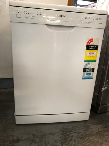 Eurotag White Dishwasher