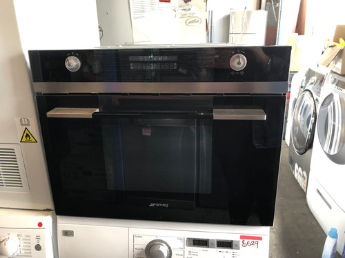 Smeg 45cm Linea Series Reduced Height Compact Oven RRP:$2795 - FACTORY SECOND