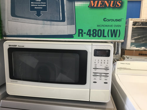 Sharp 40L Carousel Microwave