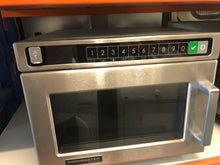 Menumaster 17L Commercial Microwave - FACTORY SECONDS RRP$1315