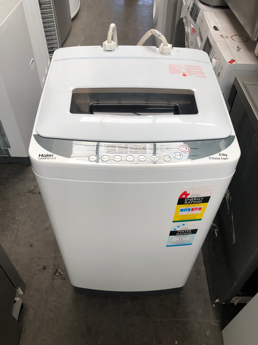 Haier 6.5kg Top Loader