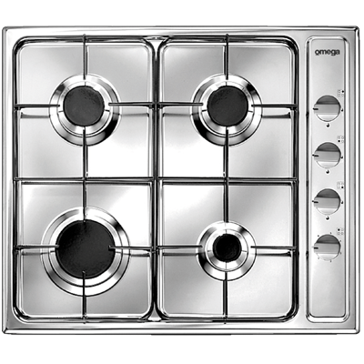 Omega 600mm Gas Cooktop