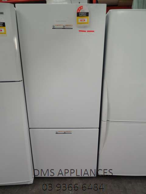 Fisher & Paykel 442L Bottom Mount Fridge (Factory Second)