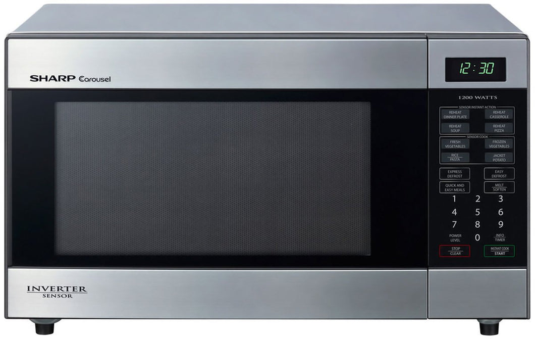Sharp 1200W Microwave Oven - DMS Appliances