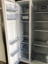 Hisense 610L Side by Side Fridge- FACTORY SECOND RRP $1599