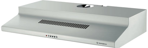 Westinghouse 90cm Fixed Rangehood White - FACTORY SECOND