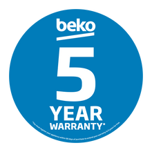 [Brand New] Beko 8.5kg BFL853ADW Front Loader with AutoDosing - 5 Years Warranty