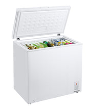 Heller 200L Chest Freezer – Silver Liner - BRAND NEW.