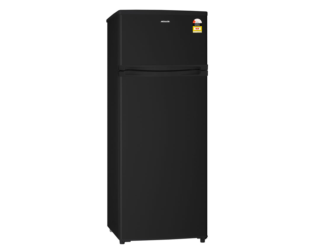 Heller 206L  Refrigerator (Black) - NEW IN BOX - DMS Appliances