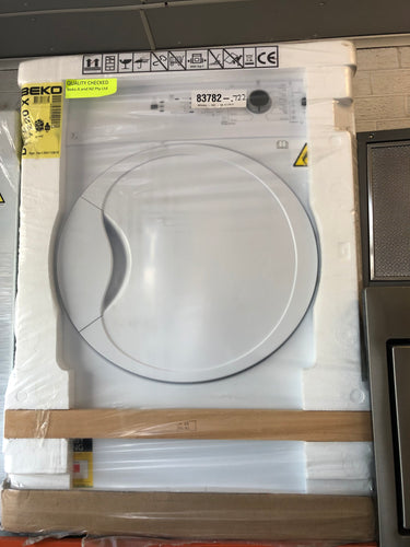 Beko 7kg Vented Dryer- FACTORY SECOND
