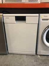 Samsung White Dishwasher