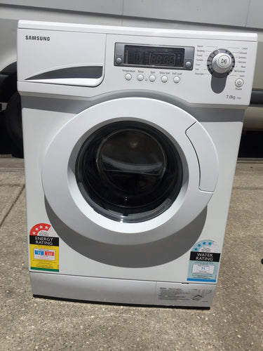 Samsung 7kg Front Loader - DMS Appliances