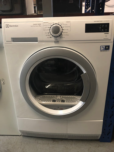 Electrolux 8kg Heat Pump Dryer RRP$2019 - DMS Appliances