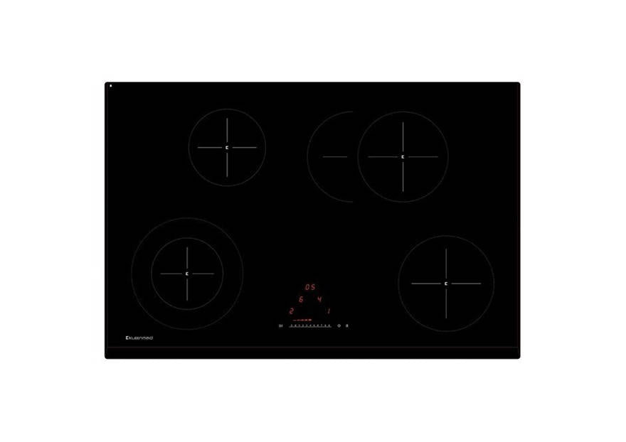 Kleenmaid 80cm Ceramic Cooktop Touch Control- Factory Second