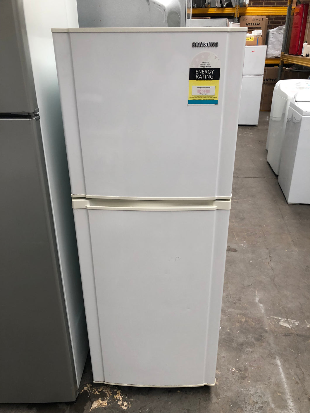 Samsung 223L Top Mount Fridge - DMS Appliances