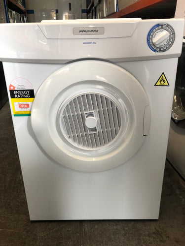 Fisher & Paykel 4kg Dryer-  FACTORY SECONDS
