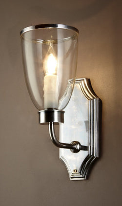 Copy of Copy of Inanda Half Round Wall Lamp
