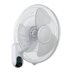 Athena II Wall Fan with Remote