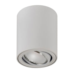 Nella Adjustable Aluminium white 12w LED Trio
