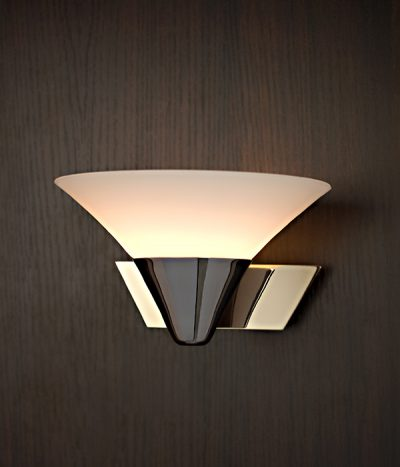 Vector IP44 wall lamp