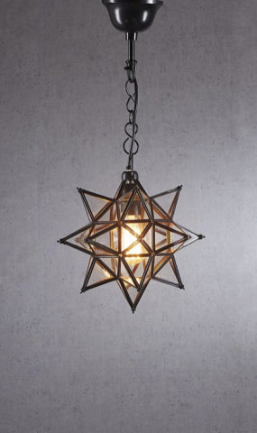 Star Pendant Lamp Small