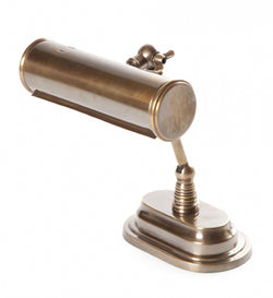 Carlisle Banker's Desk Lamp Brass