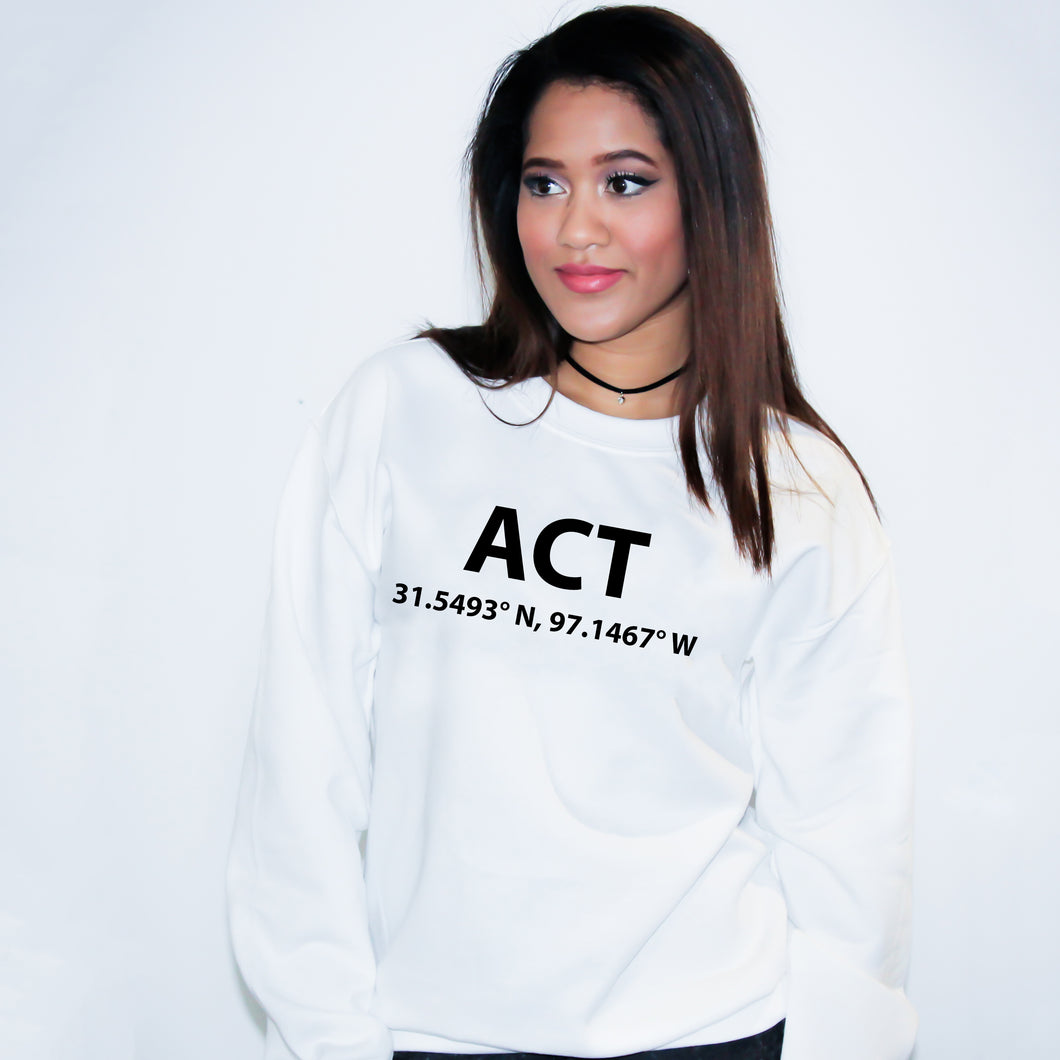 ACT Waco Texas Sweater - Unisex