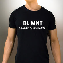 BL MNT The Blue Mountains Ontario T-Shirt - Unisex
