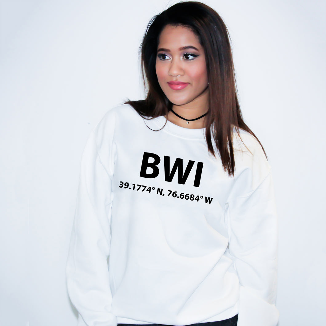 BWI Baltimore Sweater - Unisex