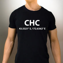 CHC Christchurch New Zealand T-Shirt - Unisex