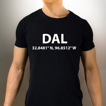 DAL Dallas Texas T-Shirt - Unisex