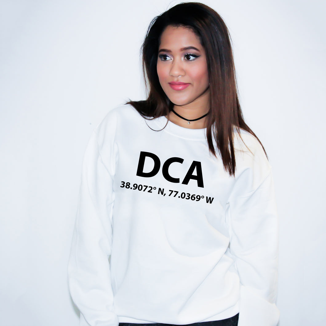 DCA Washington D.C. Sweater - Unisex