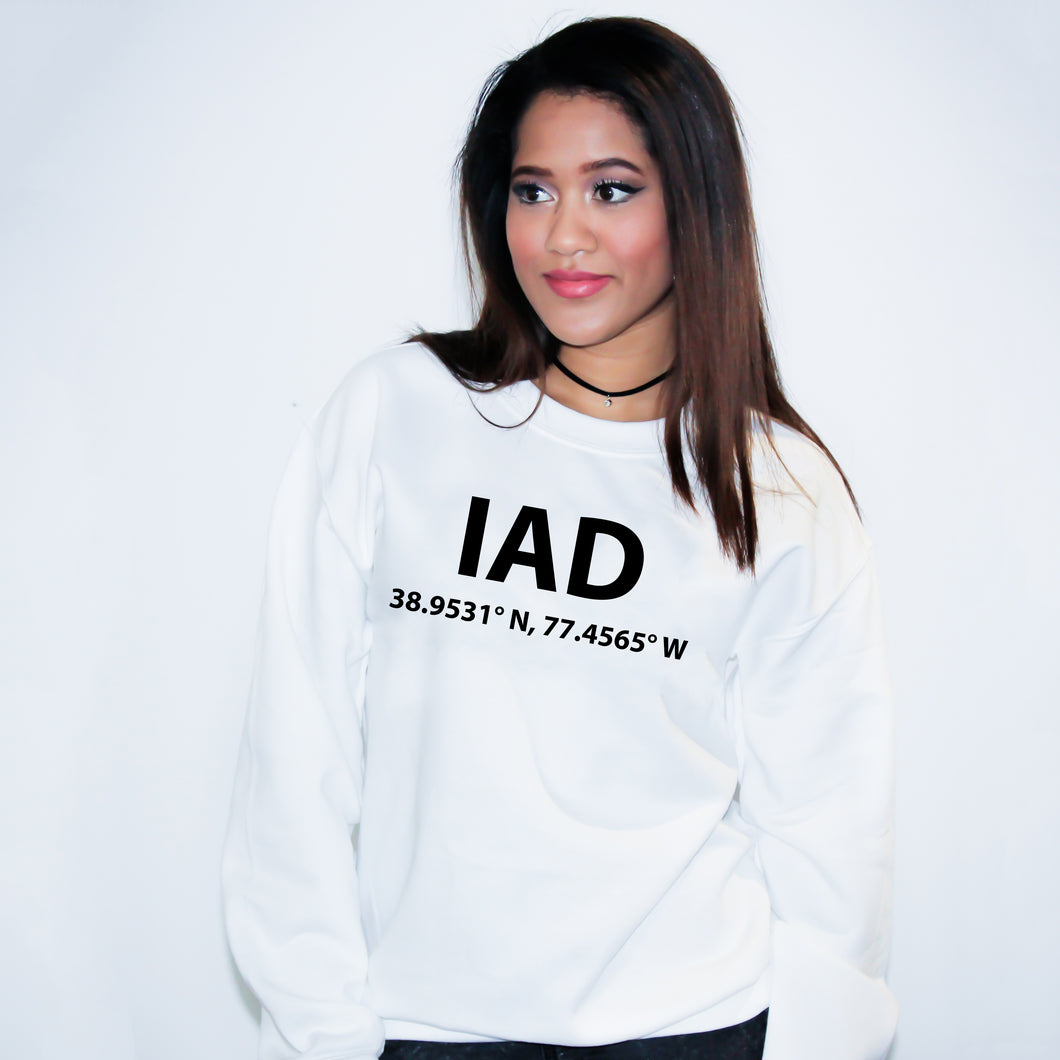 IAD Washington Sweater - Unisex