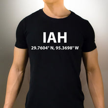 IAH Houston T-Shirt - Unisex