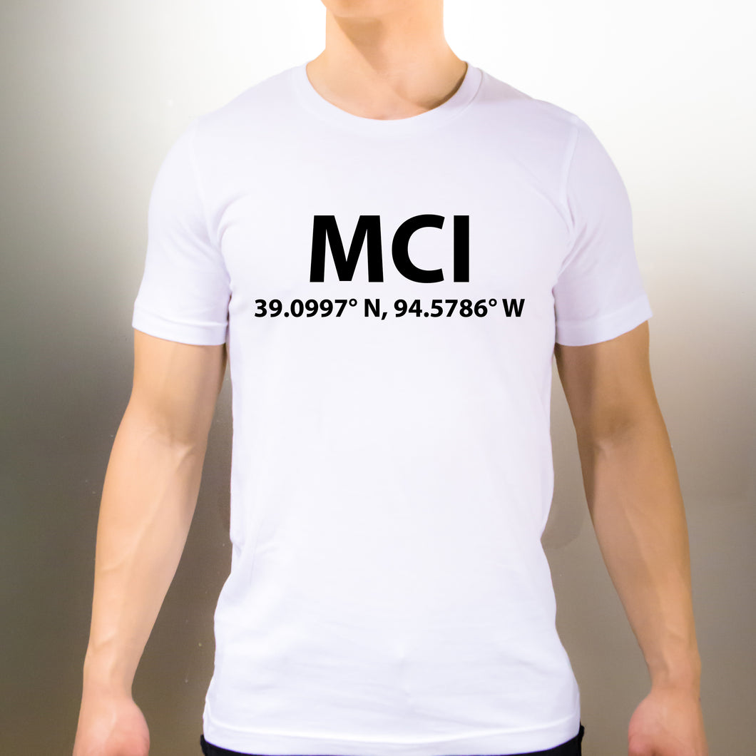 MCI Kansas City T-Shirt - Unisex