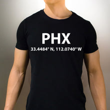 PHX Phoenix Arizona T-Shirt - Unisex