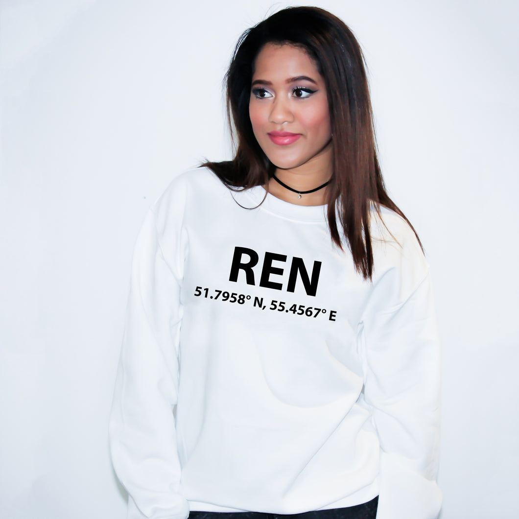 REN Orenburg Sweater - Unisex