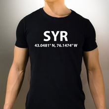 SYR Syracuse New York T-Shirt - Unisex