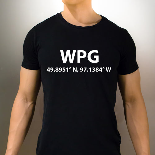 WPG Winnipeg T-Shirt - Unisex
