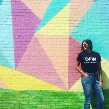 DFW Dallas T-Shirt - Unisex