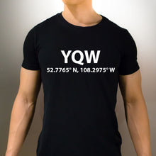 YQW North Battlefield Saskatchewan T-Shirt - Unisex