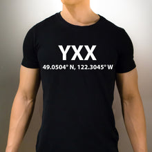 YXX Abbotsford British Columbia T-Shirt - Unisex