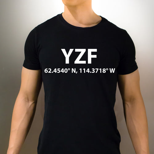 YZF Yellowknife T-Shirt - Unisex