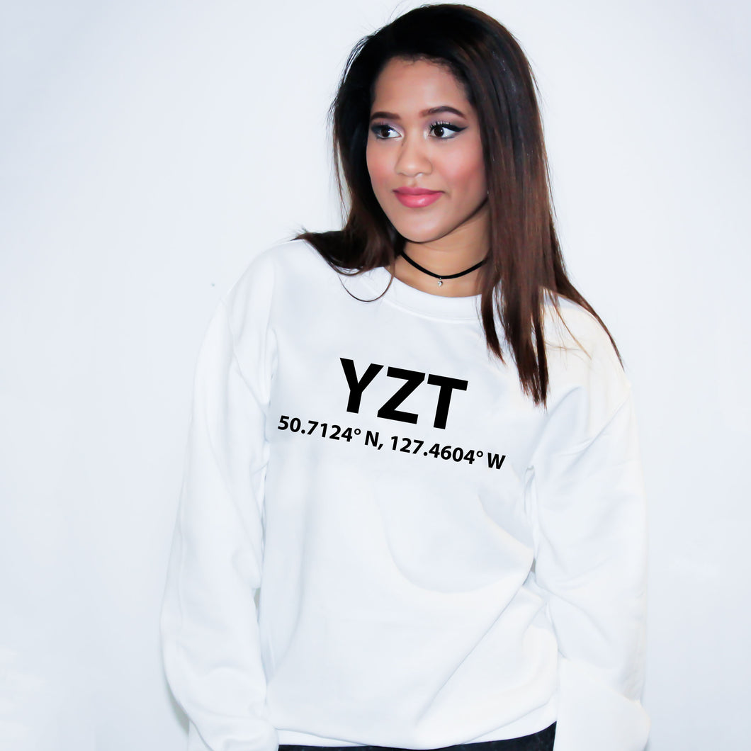 YZT Port Hardy British Columbia Sweater - Unisex